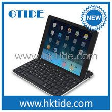Ultra-slim Bluetooth Aluminum Keyboard Metal Case For Ipad Air 2
