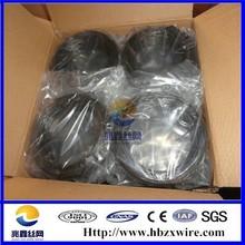 BWG18 Double Twist Black Wire Export to Brazil Market
