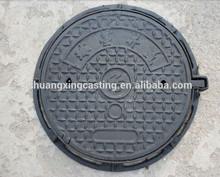 nodular cast iron manhole covers circular ductile security foundry cast iron manhole covers
