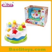 musical electronic cake toys