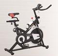 Volante pesado sp2.8 ginásio e home indoor moto spin-bike