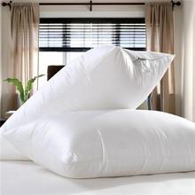 fibre fabric pillow with chinchilla fur