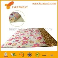 Beautiful Designs Fabric Laminated Foamy,High Quality Cloth Covered EVA Sheet,Non-toxic Fabric EVA Foam Sheet