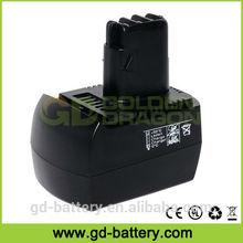 12V Metabo Power Tool Battery,Cordless Tool Battery For Metabo 6.02151.50