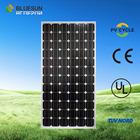 Bluesun good quality 185w mono solar panels module with good package