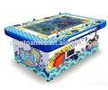 Chamado oceano estrela de captura de peixe jogo de arcade máquina de moeda para 6 jogadores