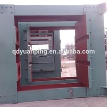 Plywood making machine, cold press machine