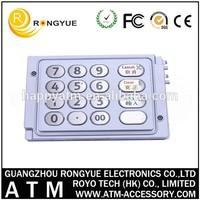 RY-00139 ATM Parts ATM Keypad NCR EPP NCR Keyboard 445-0717207 Many Keypad For ATM Parts