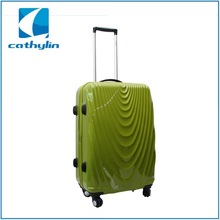 Fashion hot-selling design picture insert carry on luggage