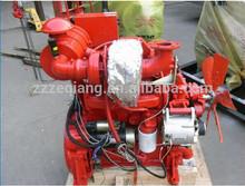 Main parts v6 diesel engine
