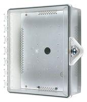 Enclosure, Clear, Polycarbonate, Thumb Lock- XKsensor