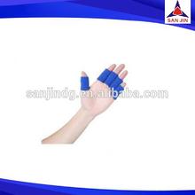 Basketball sports finger supports protector Elastic Sleeve Neoprene finger support