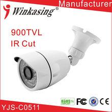 LED Array Light Micron sensor wide angle surveillance Analog Camera CCTV Camera
