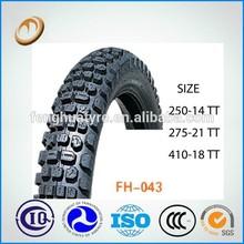 cross motorcycle tyre wholesale 2.75-21 motorcycle tyres