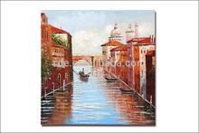 Popular NO Frame Canvas Handmade Oil Paintings