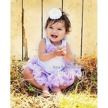 Newborn Lavender Pettiskirt
