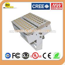 UL DLC cUL gas station factory roof light 150w led canopy lighting/canopy light led fixture