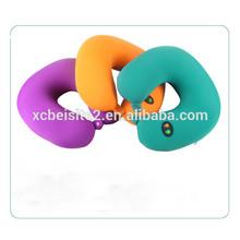 J097 Health care U shaped pillow u neck comfortable massager