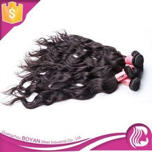 Top Grade Latest Style 100% Raw Sufficient Stock Indonesian Hair Extensions