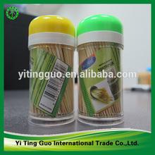 2.0mm thickness dental plastic toothpicks hot sell