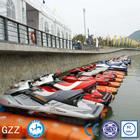 100% recyclable jet ski boat