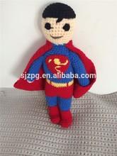 Bébé jouets surperman, Surperman modèles de tricot