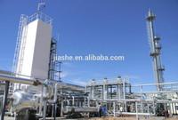 Cold Box for Natural gas liquefaction process