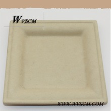 disposable biodegradable eco friendly plate