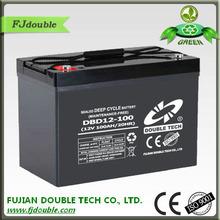 Nepal Buyer/importer 12v 100ah 20hr deep cycle battery Fuzhou battery manufacturer