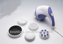 relax & tone body personal hand electric back massager relieve aches and pains as seen on tv products