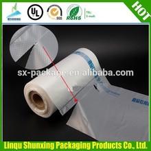 supermarket shopping bag/food packaging bag/transparent bag