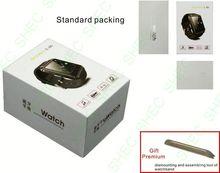 Smart Watch dual sim watch phone waterproof capacitive touch