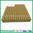exterior waterproof wpc wooden panels flooring