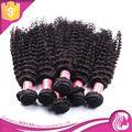 excepcional calidad de estilo popular en natural virgen de valores rizado rizado de bohemia extensiones de cabello