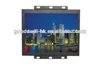 """AV/S-Video/VGA Input 4:3 15"""" Open Frame with Metal Frame"""