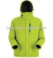 Impermeable al aire libre chaqueta de invierno, para hombre& para mujer chaqueta rompevientos