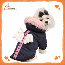 Cheap new purple waterproof winter dog coats