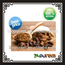 Cocoa Seed Extract Powder, Theobromine 10% 20%
