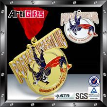 Cheap custom saint medal