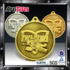High end metal supply key medallion