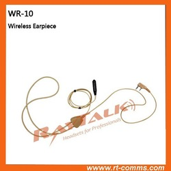 Micro-Mini Covert Communication Wireless Earpiece