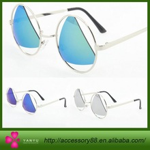A large number of sales of triangle retro sunglasses, couples Polarized Sunglasses