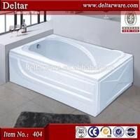 alibaba wholesale ideal standard bathtub price, double apron elegent bathtub, many size bathtub for customer