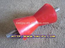 custom v-shaped PU ROLLER