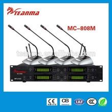 Teanma MC-808M UHF wireless gooseneck microphone
