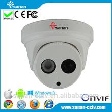 Low price CMOS sensor array ir vandal proof 720P 1.0 MP hd 720p cctv waterproof camera