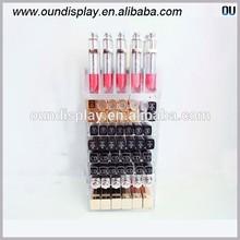 beauty spinning lipstick tower acrylic lipstick holder organizer