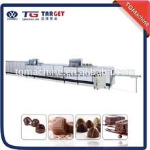 Produce double layers Chocolate Machine