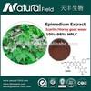 ISO&HACCP Cerfication manufacturer 100% Pure Standardized aphrodisiac epimedium extract