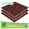 China de madera contrachapada de producto de la fábrica fenólico película hizo frente a la madera contrachapada